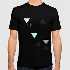 Drieh Mens Fitted Tee Black SMALL