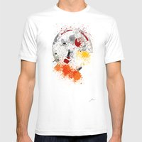 Messiah Mens Fitted Tee White SMALL