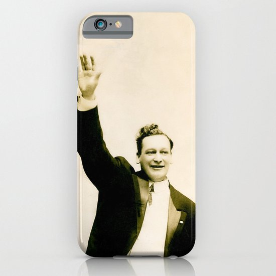 "Harvey Says ""Hi!"" iPhone & iPod Case"