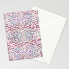 scales and dots Stationery Cards
