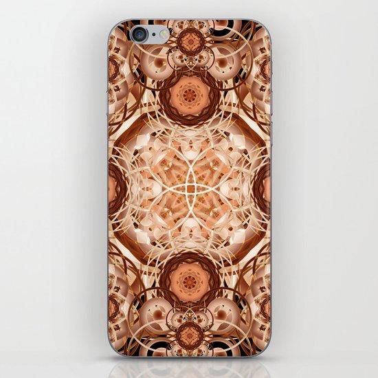 Coffee & Cream iPhone & iPod Skin