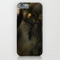 iPhone & iPod Case featuring go away. by Bret Caiazzi