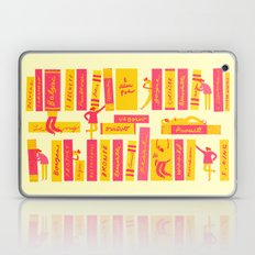 Writers and readers 2 Laptop & iPad Skin