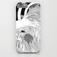 Werewolves don´t exist iPhone 6 Slim Case