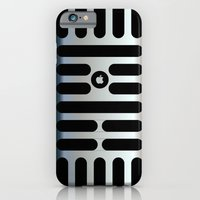 iPhone & iPod Case featuring Micro iPhone by Josh Kirk