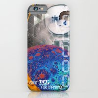Giant Leap Collage iPhone 6 Slim Case