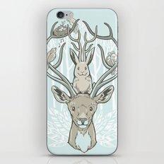 Friends & Birds iPhone & iPod Skin