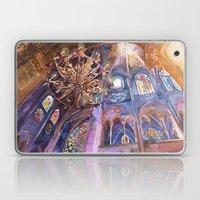 Notre Dame interior Laptop & iPad Skin