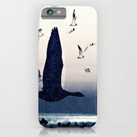 The Goose And The Seagul… iPhone 6 Slim Case