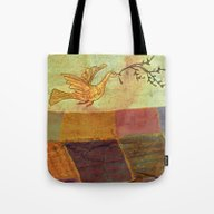 Time And Time Again And … Tote Bag