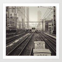 Japan 5 Art Print