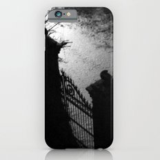 A Dark Winter Night iPhone 6 Slim Case