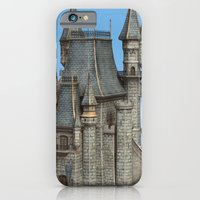 iPhone & iPod Case featuring Fairy Tale Castle by Design Windmill