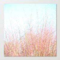 Confetti Daydream Canvas Print