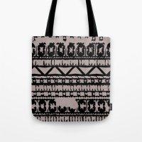 Aztec 4# Tote Bag