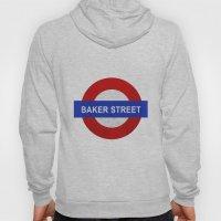 Sherlock Baker Street Pr… Hoody