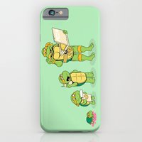iPhone & iPod Case featuring one mutation with extra cheese by Christopher
