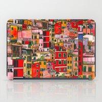 Manarola, Italy  iPad Case