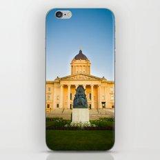 Winnipeg, MB, Canada iPhone & iPod Skin