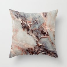 Marble Texture 85 Throw Pillow