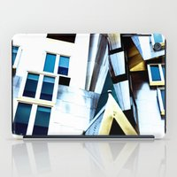 The World As I See It iPad Case
