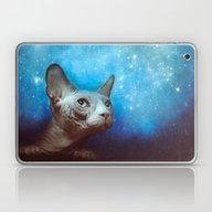 Night Dreamer Laptop & iPad Skin