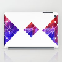 Flowers II iPad Case