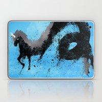 Dark Horse Laptop & iPad Skin