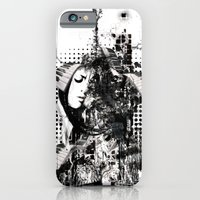 iPhone & iPod Case featuring black&white by bRIZZO