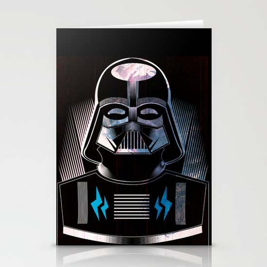 Darth Vader Stationery Card
