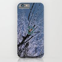 iPhone & iPod Case featuring Plum tree EX by H.kanz