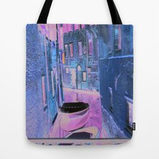 Quiet Canal Tote Bag