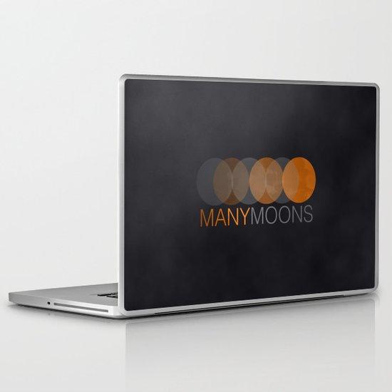 ManyMoons Laptop & iPad Skin