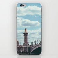 Pont Alexandre III, Pari… iPhone & iPod Skin