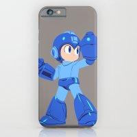 Megaman iPhone 6 Slim Case