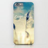 Carpe Diem iPhone 6 Slim Case