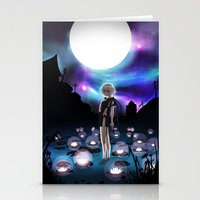 Fragile Dreams Stationery Cards