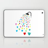 Love shower Laptop & iPad Skin