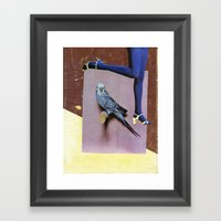 FREE BIRD Framed Art Print