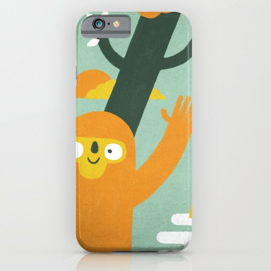 Mango Hunter iPhone & iPod Case