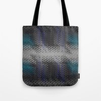 Electric Energy Tote Bag