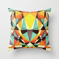 Beauty Is Inside The Beh… Throw Pillow
