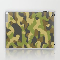 Military Pattern Laptop & iPad Skin