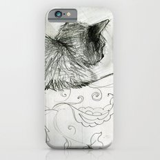 Fluffers on the Sofa iPhone 6 Slim Case