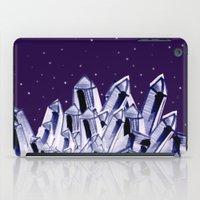 dark crystal night. iPad Case