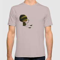 I like Birds Mens Fitted Tee Cinder SMALL
