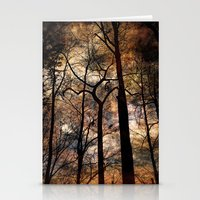 Sheltering Sky Stationery Cards