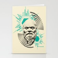 Socrates! Stationery Cards