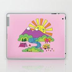 My Happy Place Laptop & iPad Skin