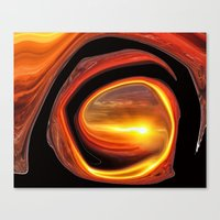 Sunwirx Canvas Print